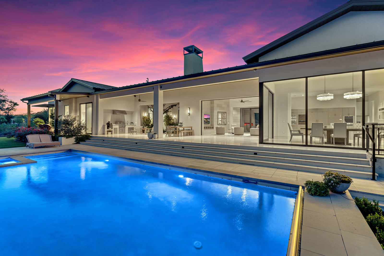 Classic contemporary style